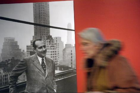 Roberto Rosellini exhibition, MoMa, New York City